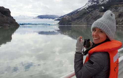 Ghiacciaio Gray Patagonia Cile