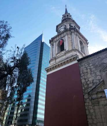 Chiesa di San Francesco Santiago del Cile