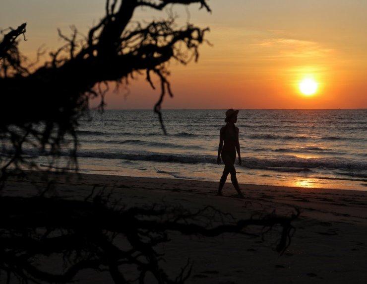 tramonto Thailandia - Federica Xotti