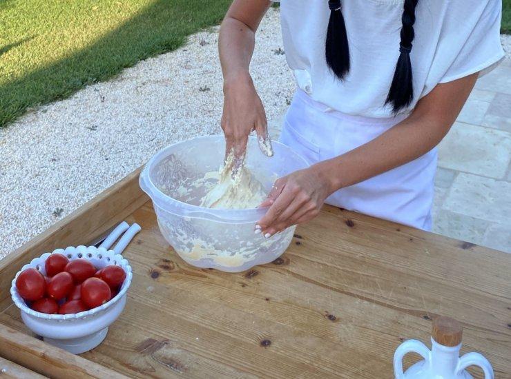 cooking class in Puglia