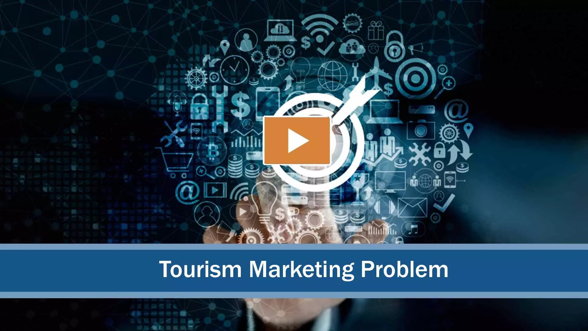 tourism target market - explaining why it isn't this.