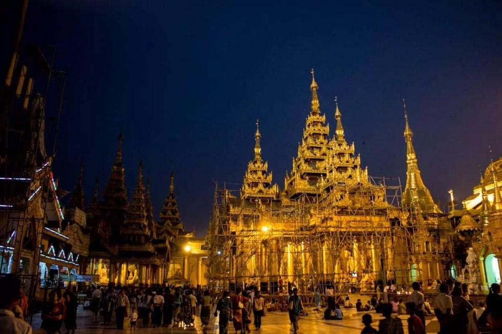 Yangon photos