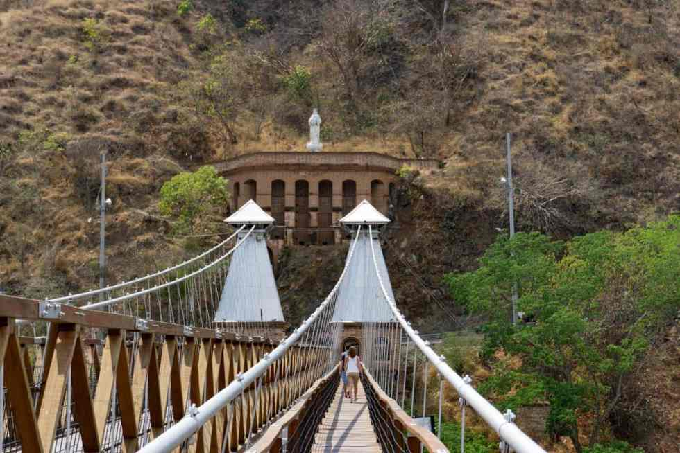 Puente de Occidente, Santa Fe de Antioquia
