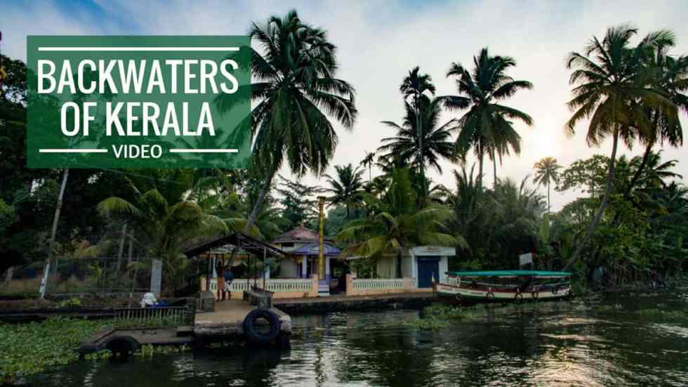 The Backwaters Of Kerala Video