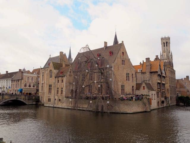 Hotel Review: Grand Hotel Casselbergh Bruges