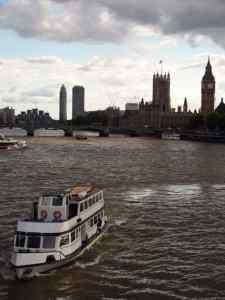 Big Ben and the Thames