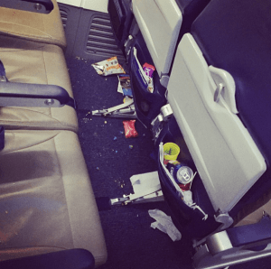 Horrific and totally uncalled for...via @passengershaming