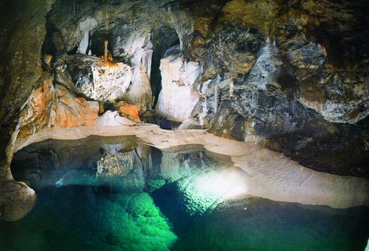 Caving Exploring Caves In Greece