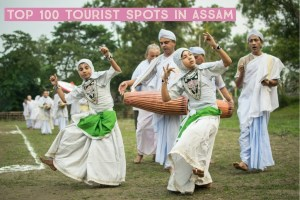Top 100 Tourist Spots in Assam: Best Place To Visit in Assam, India