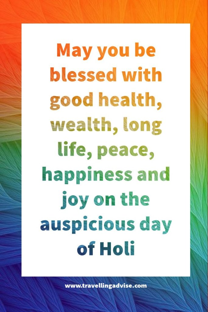 Happy Holi Wishes image 2021 in advance