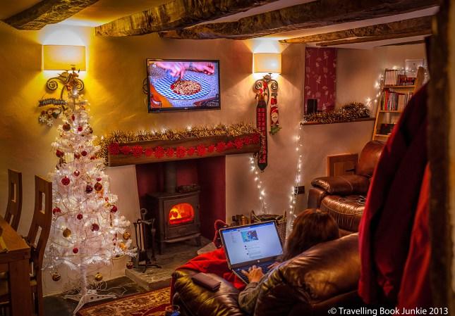 Knotts cottage, near Lake Windermere, Lake District, UK