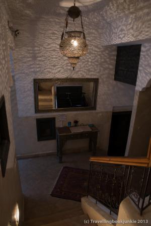 Part of Casablanca Suite
