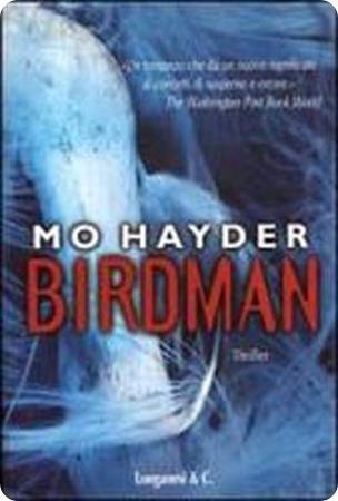 Birdman Book Cover by Mo Hayden