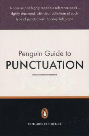 Penguin guide to Punctuation