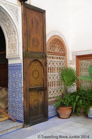 Museum, Marrakech, Morocco
