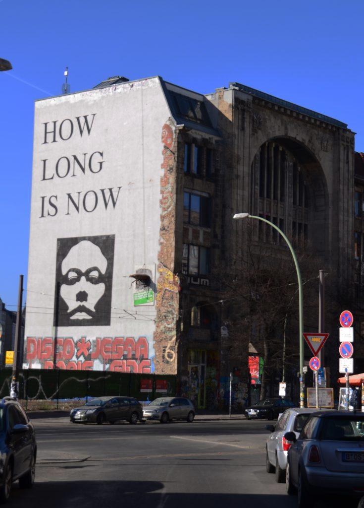 Graffiti around Berlin