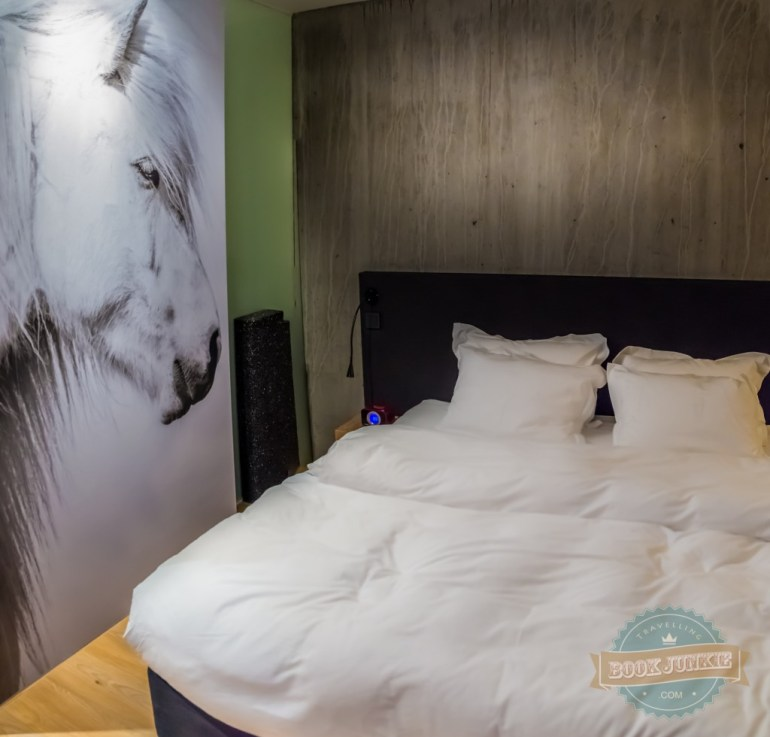 Deluxe room at the ION adventure hotel in Iceland