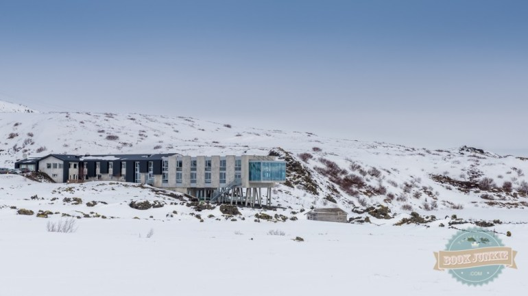 The ION adventure Hotel in Nesjavellir Iceland