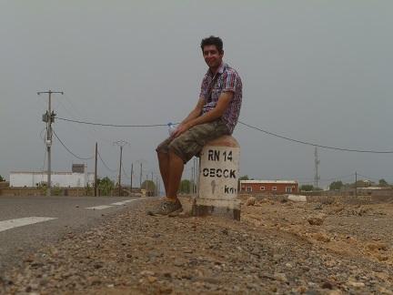 Ian Packham travelling Africa, public transport, miles, circumnavigation