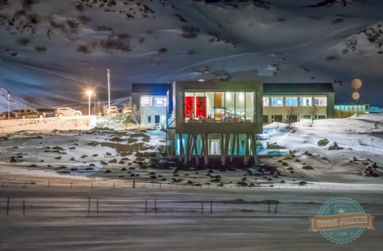 ION Adventure Hotel at Night Iceland, Northern Lights