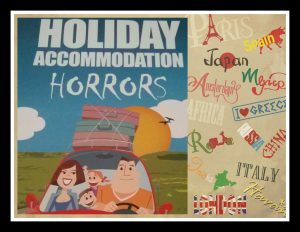 holiday Accommodation Horrors Book Cover