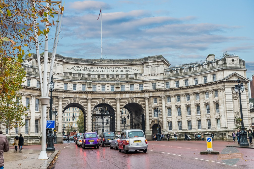 Admiralty Gates of London