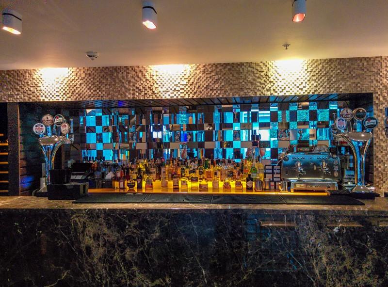 The Bar Area Apex London Wall