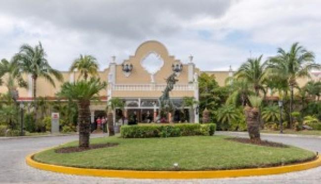 hotel Riu Tequila in the Riviera Maya, Mexico
