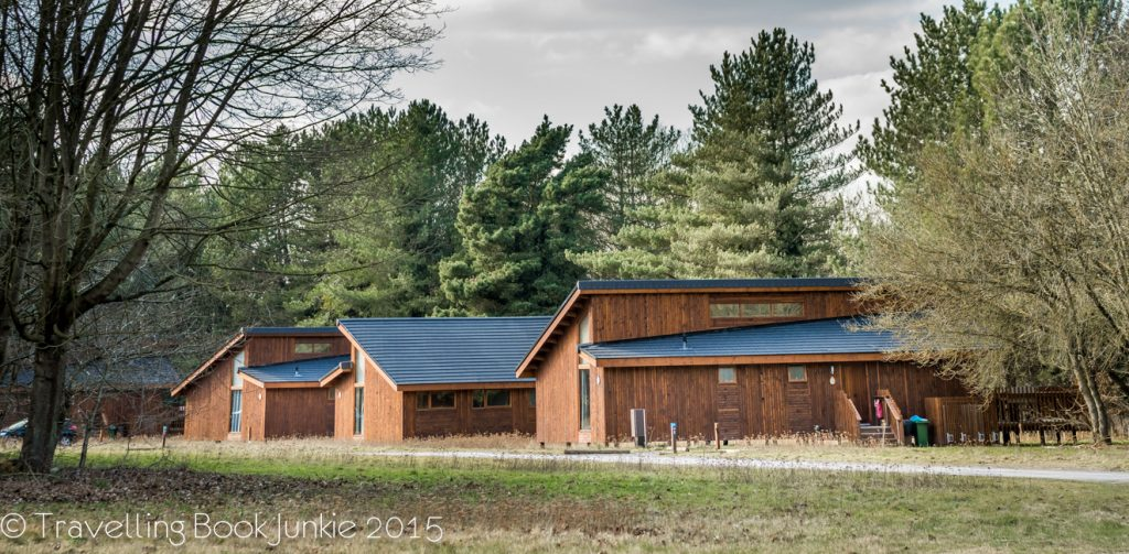Log Cabin thorpe forest thetford forest norfolk uk forest holidays