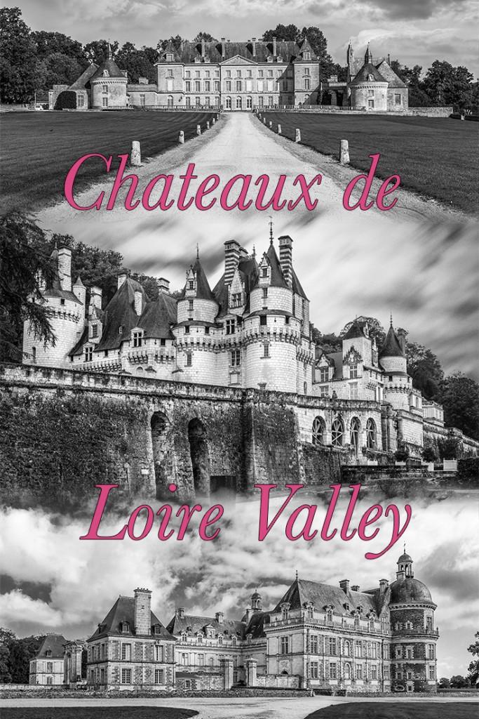 chateaux loire valley chateau D'Usse montgeoffroy serrant