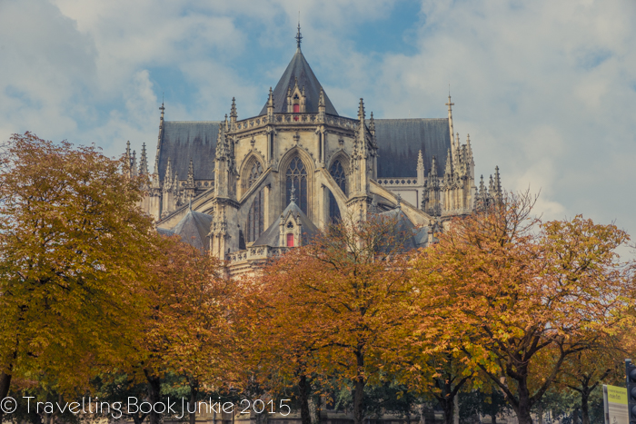 Nantes Cathedral, France, Notre Dame Paris