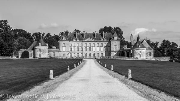 Chateau de Montgeoffroy, Loire Valley, France