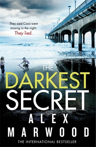The Darkest Secret by Alex Marwood book cover