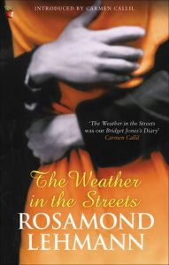 Classic Romance novel, The Weather on the Streets