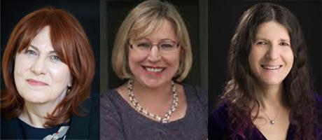 York Literature Festival, Linda Grant, Pamela HArtshone, Leigh Russell