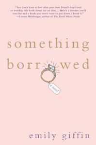 Romance novel, something borrowed