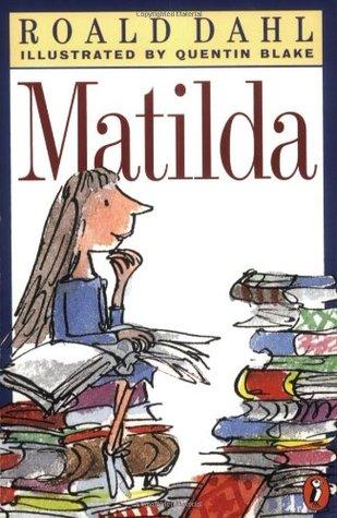 Matilda Roald Dahl, childrens author, world book day
