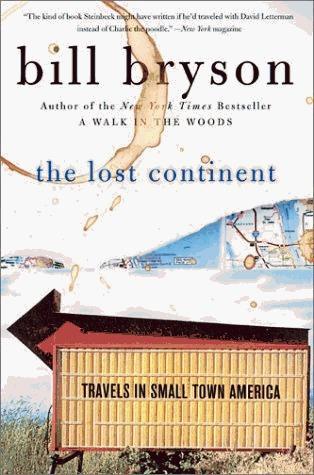 Bill Bryson, travel, author, writer, world book day