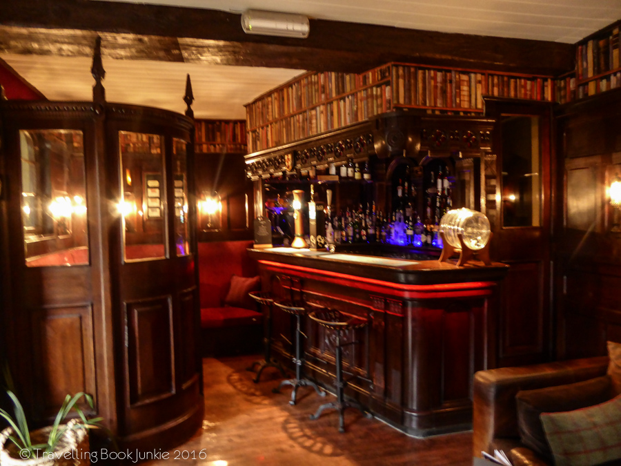 Bar at the Mount Royale Hotel York UK