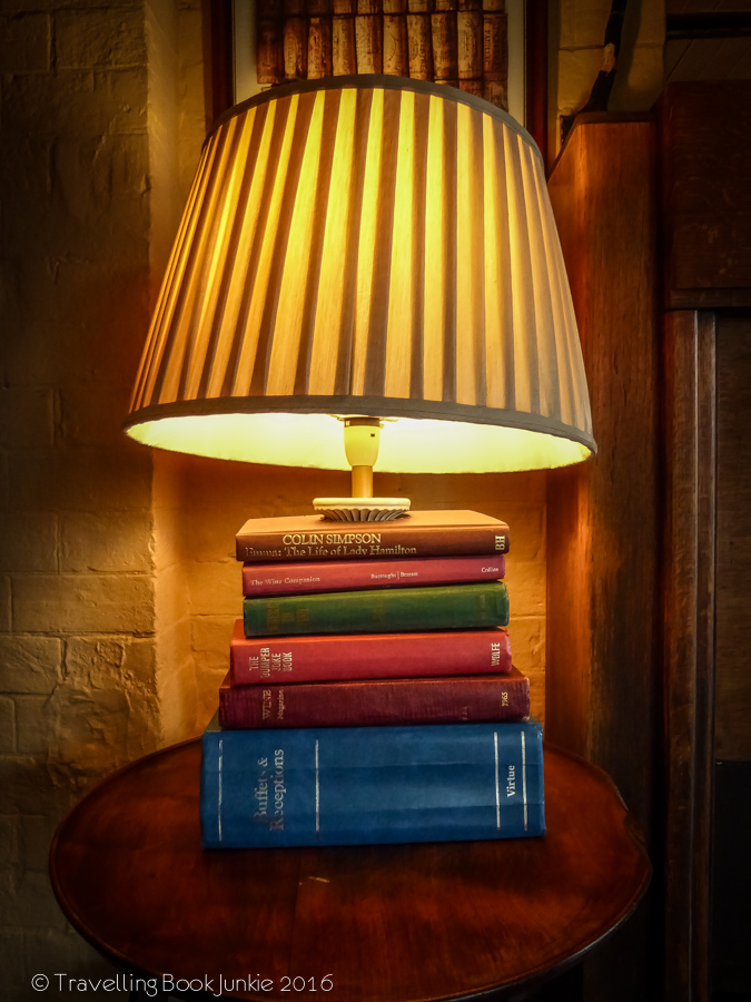 Book Lamp Stand Mount Royale Hotel York UK