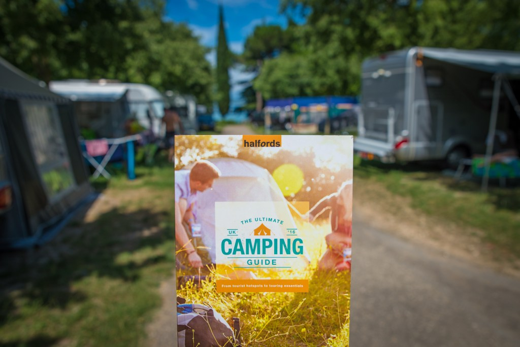 The Ultimate Camping Guide, Halfords, Camping, Tents. UK, Europe