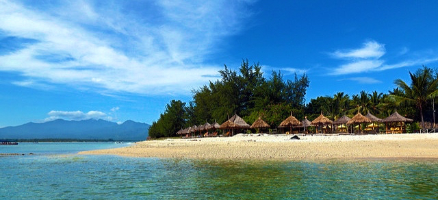 Gili Air Beach, Indonesia, Beaches