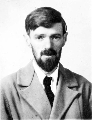D. H. Lawrence, Author, Writer, Lady Chatterley's Lover