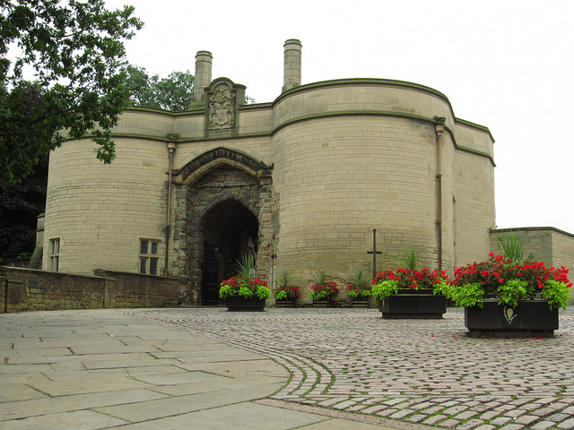 Nottingham Castle, Nottingham