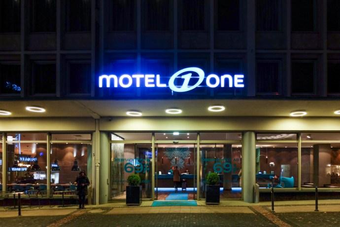 Motel One Essen Germany