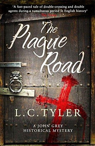 The Plague Road, L.C. Tyler, Historical Fiction, London