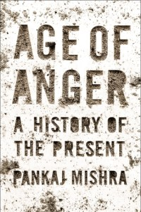 Age of Anger published in January 2017, books, novels