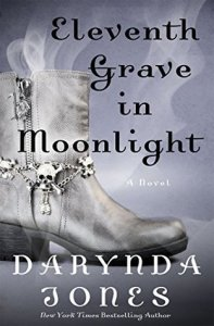 Eleventh Grave in Moonlight published in January 2017, books, novels