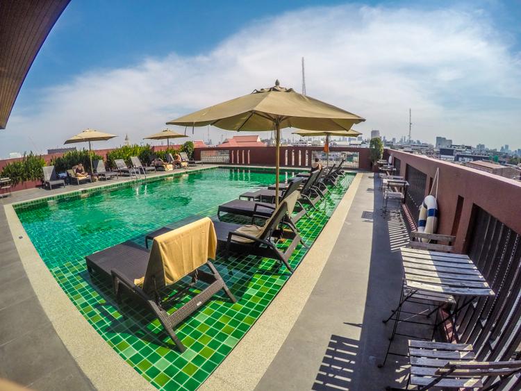 Casa Nithra, Bnagkok, Thailand, Travel, Travelling, Travelling Book Junkie