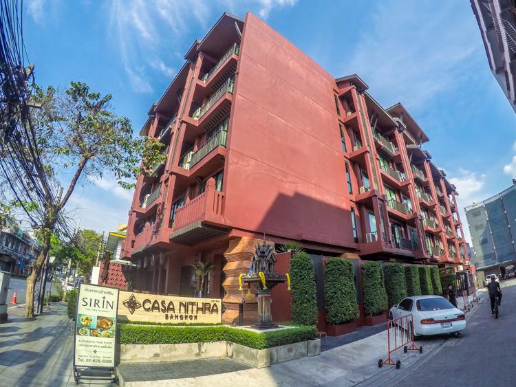 Casa Nithra, Bangkok, Thailand, Samsen Road, Travelling, Travel, Travelling Book Junkie